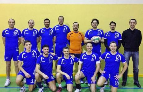 II Divisione Pallavolo Maschile 2014/15
