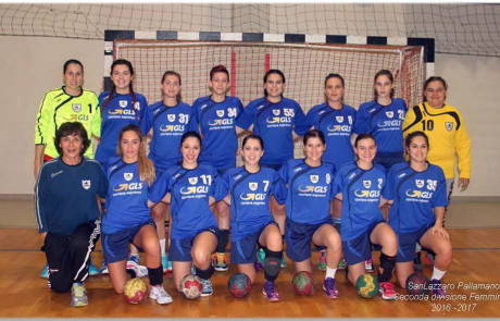 Pallamano Femm 2016-2017 squadra