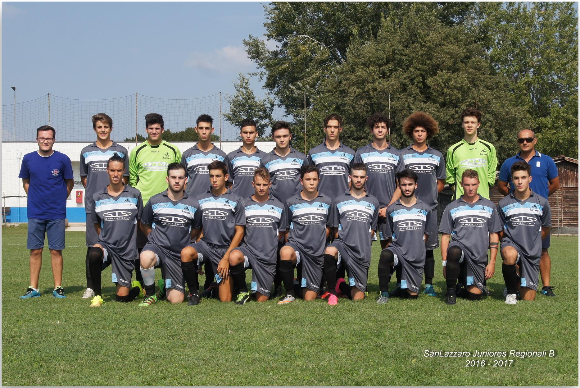 SanLazzaro - Juniores Regionale B