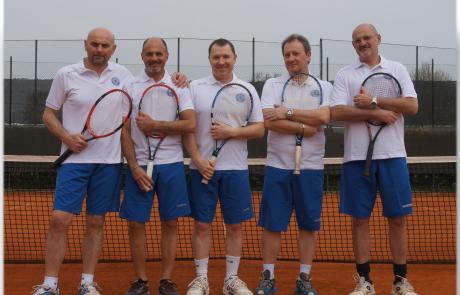 Tennis Over 45