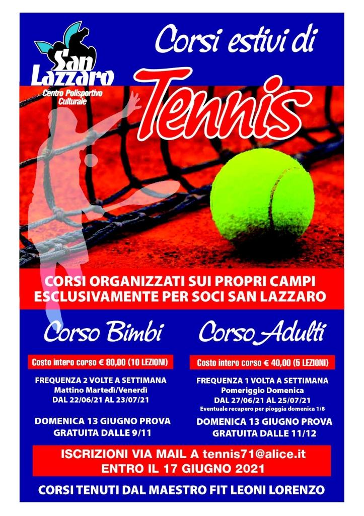 corsi-di-tennis-2021