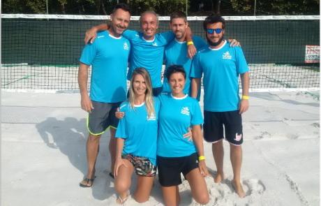 prima squadra beach