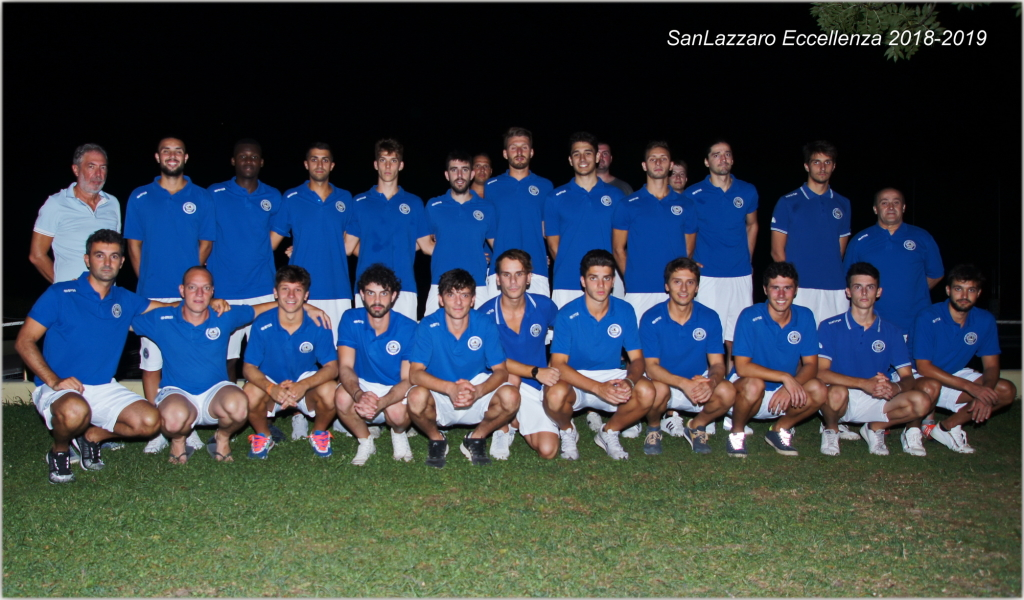 San Lazzaro Eccellenza 2018-2019