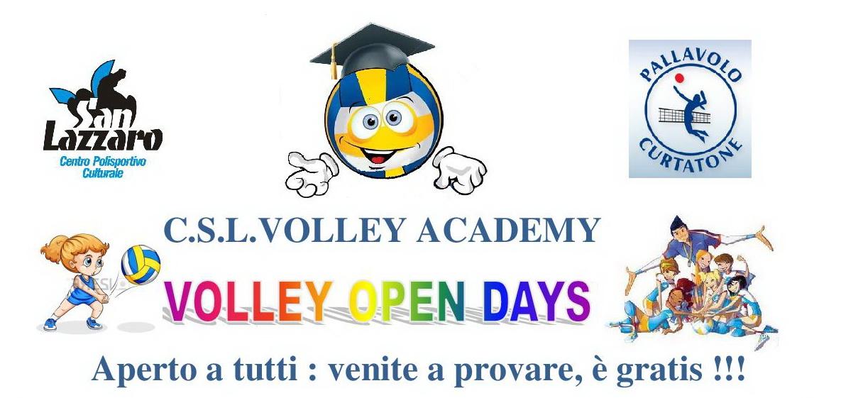 SanLazzaro- Volley OpenDay
