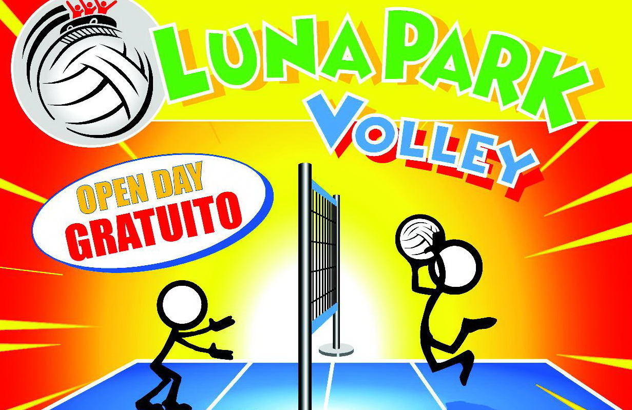 SanLazzaro-Curtatone – Luna Park Volley OpenDay